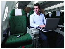 Premium Economy Private Cabin | Cathay Pacific